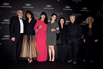 Claude Lelouch Kering Women In Motion Awards - The 72nd Annual Cannes Film Festival