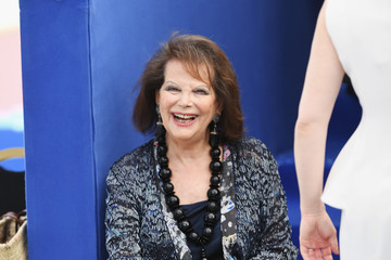 Claudia Cardinale 70th Anniversary Photocall at the 70th Annual Cannes Film Festival