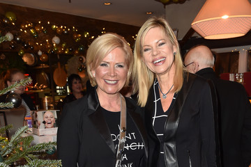Claudia Effenberg Charity Ladies Christmas Lunch in Munich