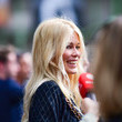 """Claudia Schiffer """"karl For Ever"""" At Le Grand Palais"""