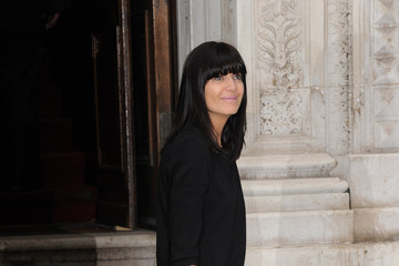 Claudia Winkleman Arrivals at Best of Britain's Creative Industries Reception