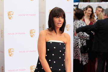 Claudia Winkleman House of Fraser British Academy Television Awards - Red Carpet Arrivals