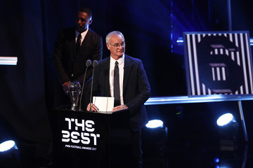 Claudio Ranieri The Best FIFA Football Awards - Show