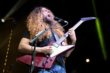 Claudio Sanchez Las Rageous Music Festival - Day 1