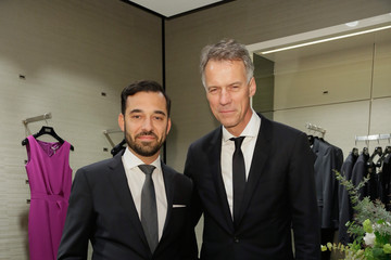 Claus Dietrich Lahrs Hugo Boss Store Opening