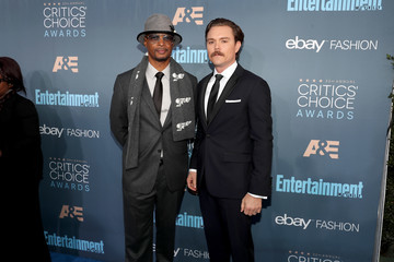 Clayne Crawford The 22nd Annual Critics' Choice Awards - Red Carpet