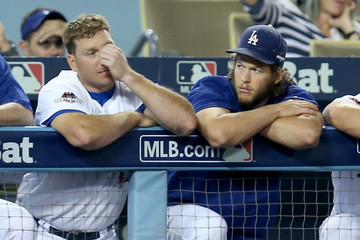 Clayton Kershaw Division Series - New York Mets v Los Angeles Dodgers - Game One