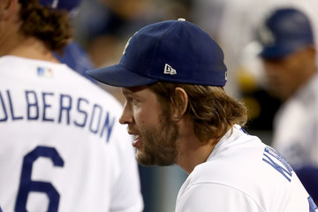Clayton Kershaw NLCS - Chicago Cubs v Los Angeles Dodgers - Game Five