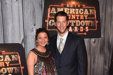 Clayton Kershaw Arrivals at the American Country Countdown Awards