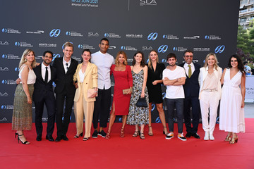 Clement Remiens Opening Ceremony - 60th Monte Carlo TV Festival