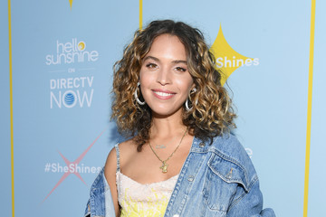 Cleo Wade AT&T And Hello Sunshine Celebrate Launch Of 'Shine On With Reese' And 'Master The Mess' - Arrivals