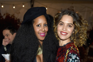 Cleo Wade Glamour 2017 Women Of The Year Awards - Dinner Presented By SoFi, Held At Skylight At Kings Theater