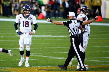 Clete Blakeman Super Bowl 50 - Carolina Panthers v Denver Broncos