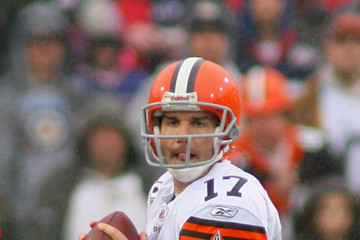 Jake Delhomme Cleveland Browns v Buffalo Bills