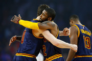 Kevin Love and Kyrie Irving Photos Photo