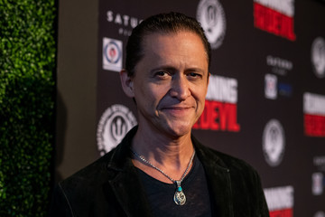 Clifton Collins Jr. Premiere Of Quiver Distribution's 'Running With The Devil' - Red Carpet