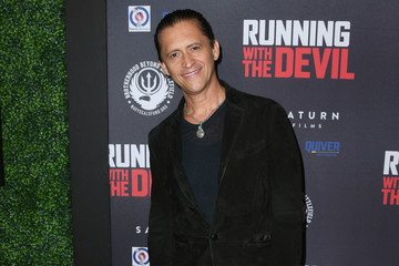Clifton Collins Jr. Premiere Of Quiver Distribution's 'Running With The Devil' - Arrivals