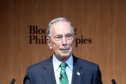 Michael Bloomberg Photos Photo