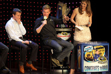 Clint Bowyer NASCAR Sprint Cup Series Champion's Week - Day 3