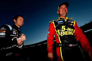 Clint Bowyer Texas Motor Speedway: Day 2
