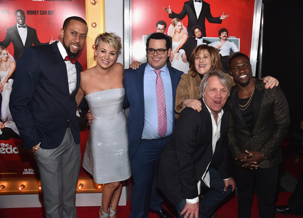 'The Wedding Ringer' Premieres in Hollywood