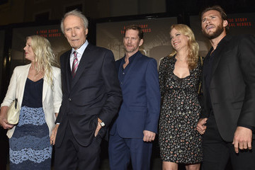 Clint Eastwood Premiere of Warner Bros. Pictures' 'The 15:17 to Paris' - Red Carpet