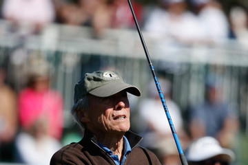 Clint Eastwood AT&T Pebble Beach National Pro-Am - Preview Day 3