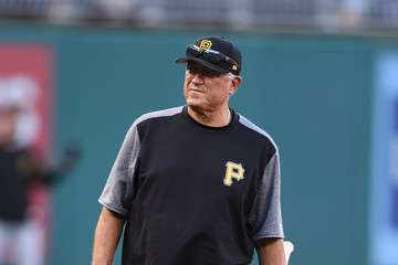 Clint Hurdle Pittsburgh Pirates v Washington Nationals