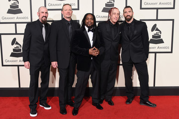 Clint Lowery The 58th GRAMMY Awards - Arrivals