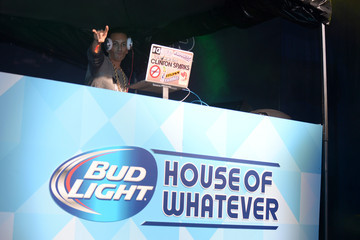 Clinton Sparks Bud Light House Of Whatever At Super Bowl XLIX - Day 1