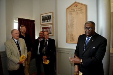 Clive Lloyd England v South Africa - 4th Investec Test: Day Three