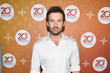 Clive Standen Mohegan Sun's 20th Anniversary Ballroom Red Carpet After Party