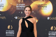 Joanne Froggatt attends the closing ceremony and Golden Nymph awards of the 58th Monte Carlo TV Festival on June 19, 2018 in Monte-Carlo, Monaco.