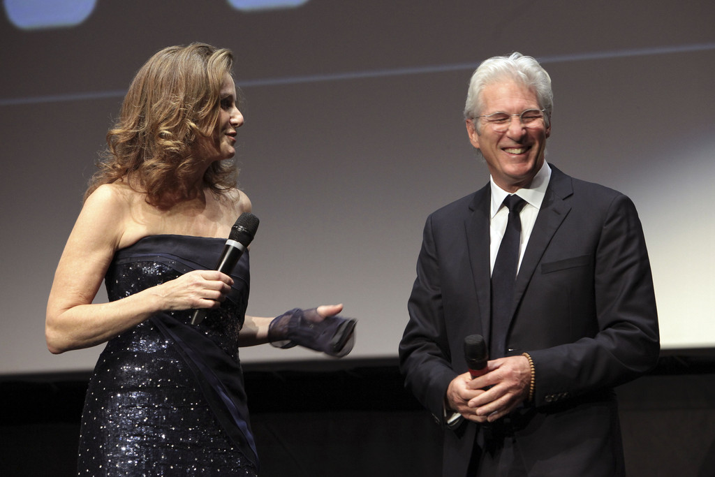 debra winger photos photos closing ceremony 6th