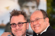 Tim Roth Carlo Verdone Photos Photo