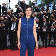 """Clotilde Hesme """"Annette"""" & Opening Ceremony Red Carpet - The 74th Annual Cannes Film Festival"""