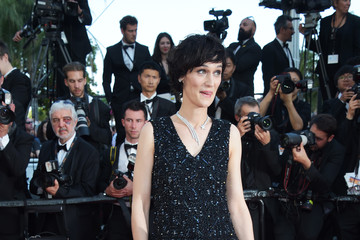 Clotilde Hesme Closing Ceremony Red Carpet Arrivals - The 70th Annual Cannes Film Festival