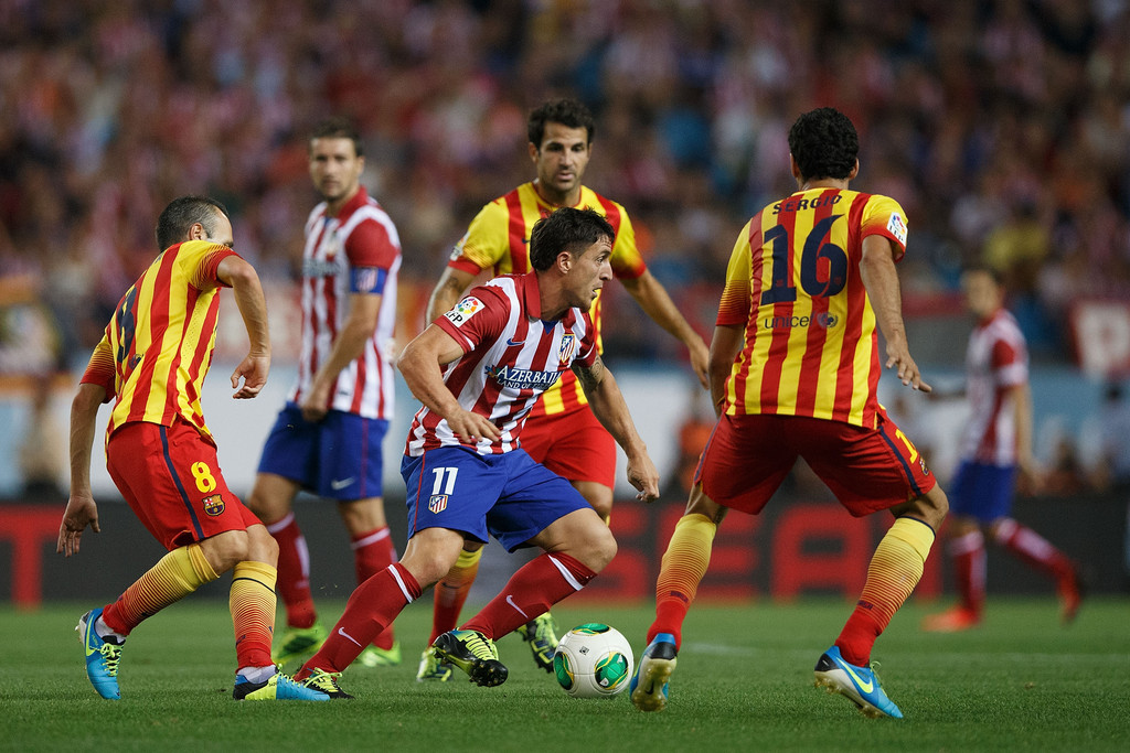 atl�tico madrid vs barcelona - photo #18