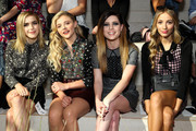 Front Row at Coach - Famous Front Rows at NYFW