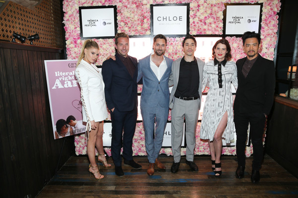 2017 Tribeca Film Festival After Party for 'Literally, Right Before Aaron'
