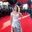 Cobie Smulders Premiere Of Sony Pictures' 'Spider-Man Far From Home'  - Red Carpet