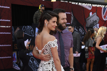 Cobie Smulders Taran Killam Premiere Of Sony Pictures' 'Spider-Man Far From Home'  - Arrivals