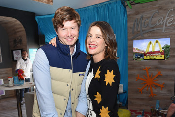 Cobie Smulders Stars at the Village at the Lift