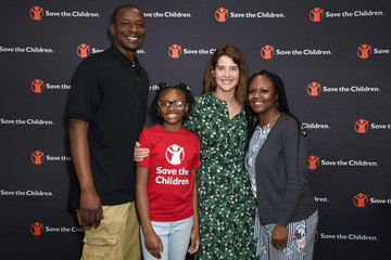 Cobie Smulders Save The Children Celebrates International Day Of The Girl In Los Angeles