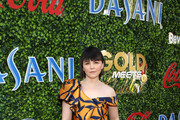 Ginnifer Goodwin attends GOLD MEETS GOLDEN 2020, presented by Coca-Cola, BMW Beverly Hills And FASHWIRE, and hosted by Nicole Kidman and Nadia Comaneci, At The Virginia Robinson Gardens And Estate on January 04, 2020 in Beverly Hills, California.