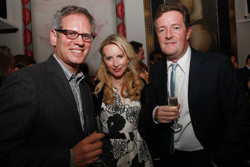 """Vicky Ward Cocktail Party to Honor Katie Nicholl's """"William and Harry: Behind the Palace Walls"""" Published by Weinstein Books"""