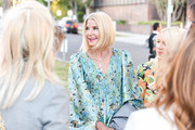 Candace Bushnell attends cocktails and conversation with Candace Bushnell: Is The Sex In The City? on October 02, 2019 in Los Angeles, California.