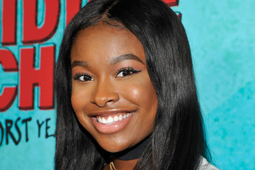 Coco Jones Los Angeles Red Carpet Screening of 'Middle School: The Worst Years of My Life'