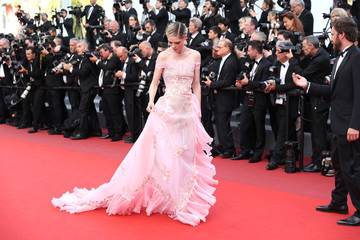 Coco Rocha 'The Meyerowitz Stories' Red Carpet Arrivals - The 70th Annual Cannes Film Festival