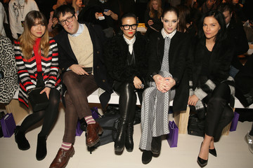 Coco Rocha Andrew Bevan Noon By Noor - Front Row - Mercedes-Benz Fashion Week Fall 2015